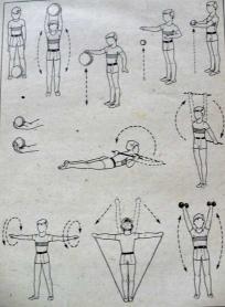 Комплекс упражнений для детей четырех-шести лет