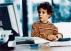 Ребенок за компьютером и нагрузка на опорно-двигательный апп