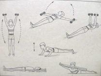 Упражнения для мышц и суставов рук